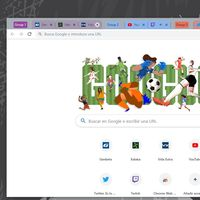 Google Chrome ya permite organizar pestañas en grupos, así puedes probar esta función experimental