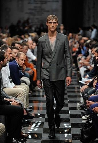 Prada, Primavera-Verano 2010 en la Semana de la Moda de Milán