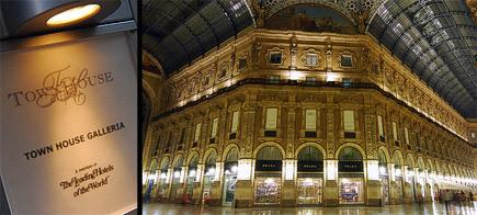 Town House Galleria, entre los más lujosos de Europa