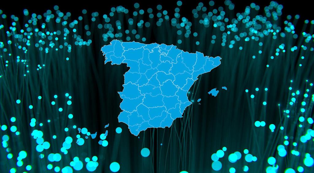 Conexiones ultrarrápidas de 100 Mbps hasta en áreas rurales: el programa UNICO quiere al 100% de España conectada a la banda ancha