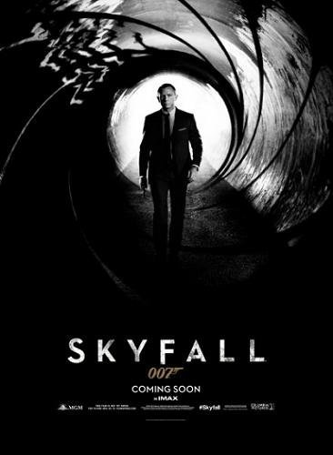 'Skyfall', cartel y teaser tráiler del regreso de James Bond