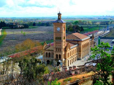 Las 11 estaciones de tren más bonitas de España