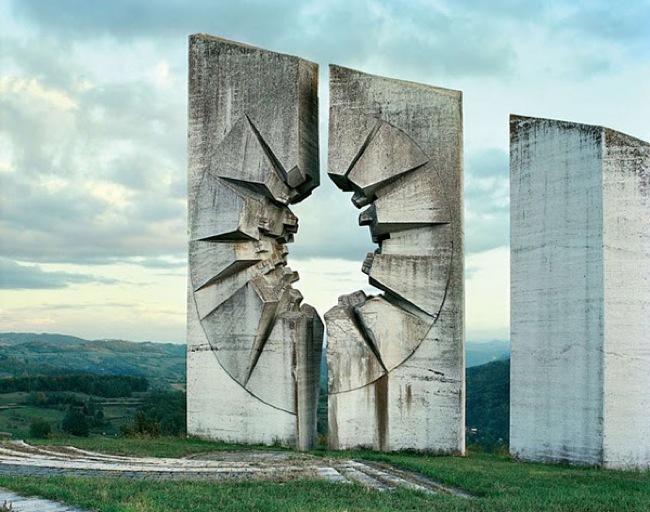 Foto de Spomenik, la Yugoslavia más cósmica (5/12)