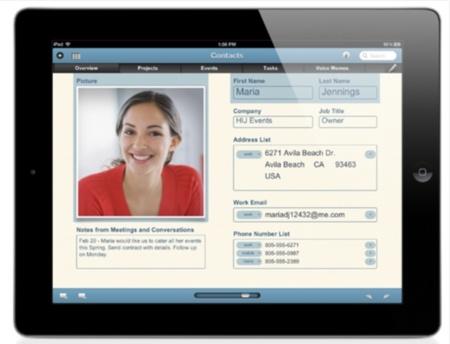 Bento 4 para iPad, nueva versión y más completa para la gestión de bases de datos