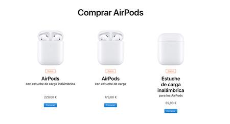 Apple Airpods Copia