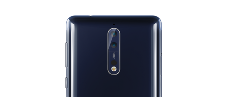 Nokia 8 Polished Blue 2