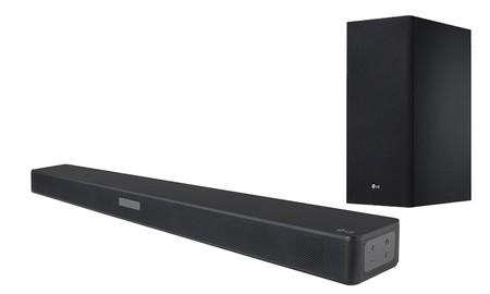 ¿Buscas una barra de sonido para tu TV? En MediaMarkt te dejan esta semana la LG SK5 por 60 euros menos