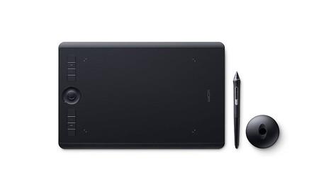 ¿Necesitas una tableta gráfica profesional? En Amazon, esta semana, tienes rebajada la Wacom PTH-660 Intuos Pro M, a 299,99 euros