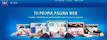 Creación con las herramientas del alojamiento web