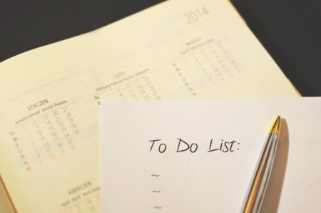 professional to do list