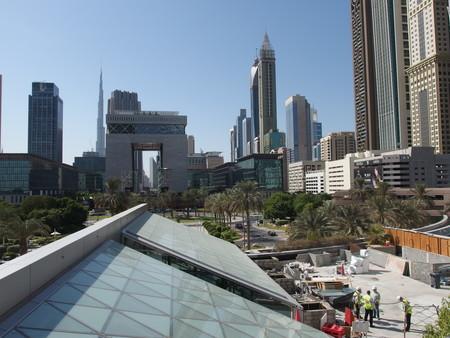 El Dubai International Financial Center, el secreto de Dubai