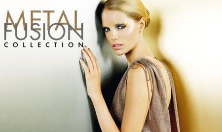 Colección de maquillaje Deborah Metal Fusion Navidad 2010, una fusión oro/plata desastrosa