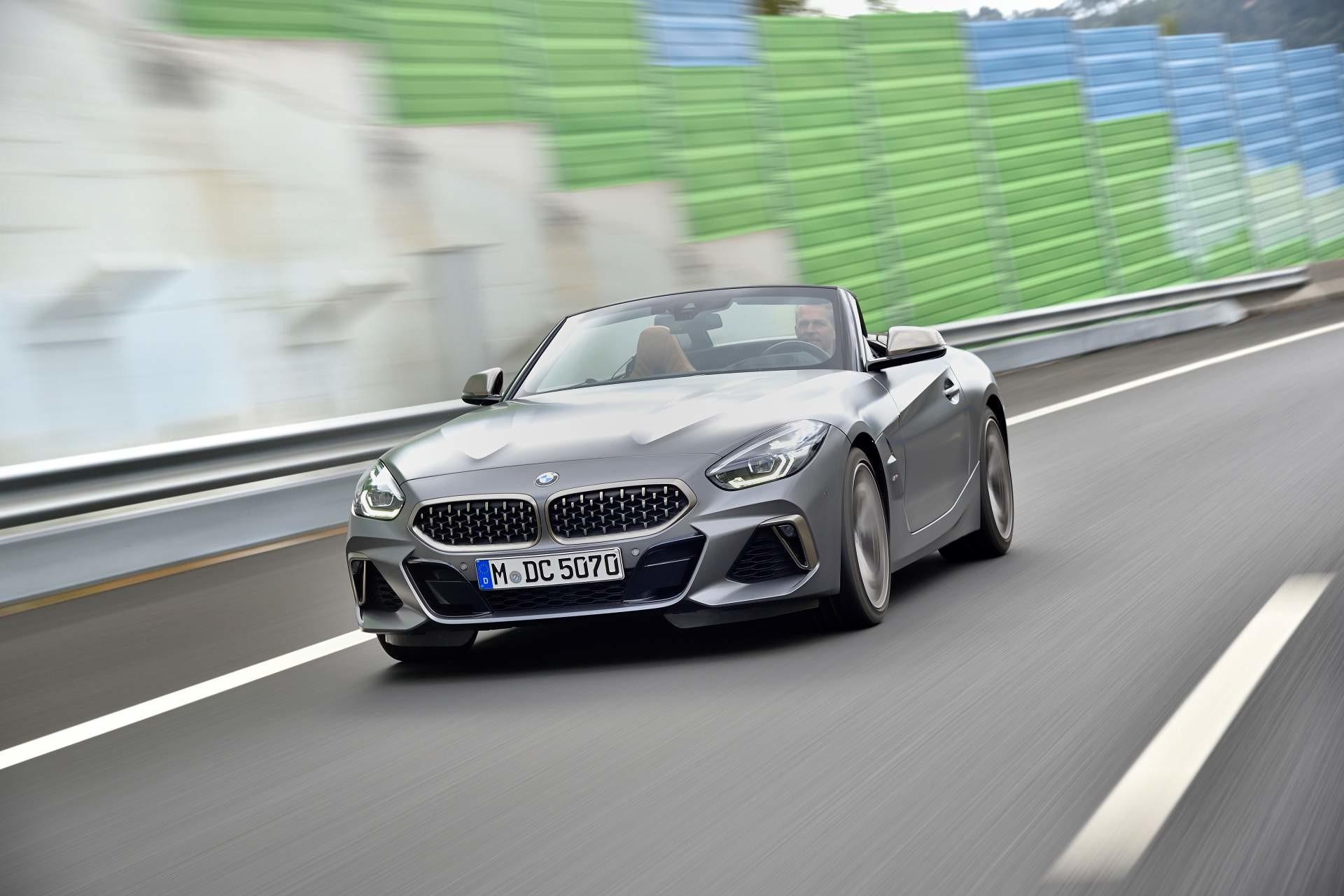 Foto de BMW Z4 M40i 2019 (21/84)