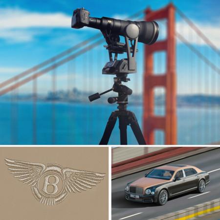 Bentley Panoramic Photo