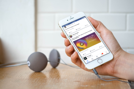 Facebook quiere que compartas más tu música en su red con Music Stories