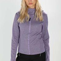 50% de descuento en la chaqueta  Bench Knit en morado: se queda en 39,95 euros con envío gratis en Zalando