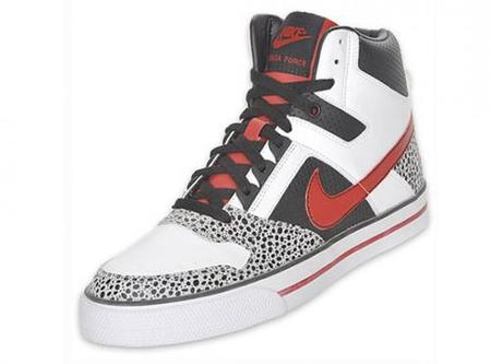 Nuevas Nike Delta Force, estilo Safari