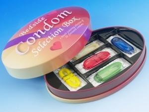 Condones saborizados