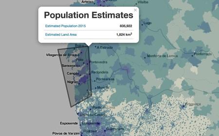Window Y Sedac S Population Estimation Tools