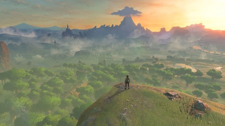 The Legend of Zelda: Breath of The Wild ocupará casi la mitad del disco duro de Nintendo Switch