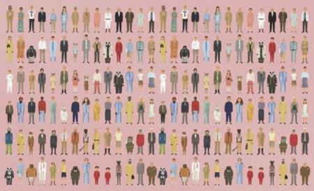 The Wes Anderson Collection, una cuidada y preciosista edición perfecta para regalar el Día del libro