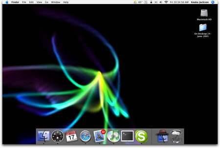 Visage, personaliza tu Mac OS X