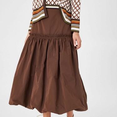 Las faldas de Purificación García son perfectas para looks de día y de noche: una para cada día de la semana