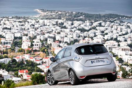 Renault dobla las ventas de su flota de eléctricos en Francia