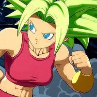 Kefla, la poderosa fusión de Caulifla y Kale, demuestra de lo que es capaz en este gameplay de Dragon Ball FighterZ