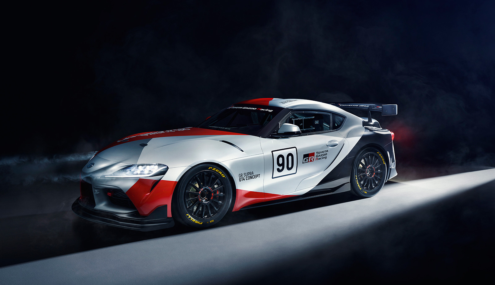 Foto de Toyota GR Supra GT4 Concept (5/6)
