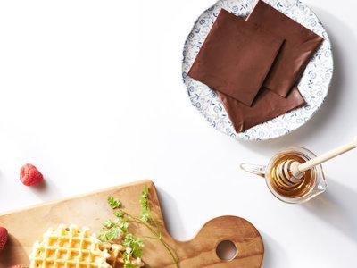 Agárrate a la silla: ¡Llega el chocolate en lonchas!