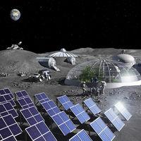 La ESA quiere convertir el suelo lunar en una fuente de oxígeno y metales útiles para la conquista del espacio