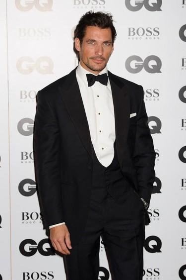 La elegancia de los hombres británicos en los Premios GQ Men de Londres