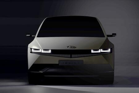 El Hyundai IONIQ 5 de producción será un SUV eléctrico tan futurista como lo sugiere su teaser