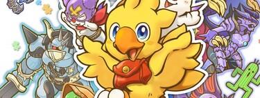 De la desaparición de un pollito a la mascota de unas bolas de chocolate: el curioso origen del Chocobo de Final Fantasy