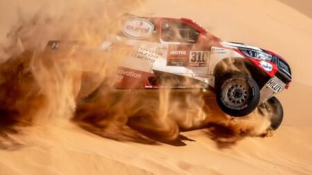 Alonso Dakar Toyota 2020
