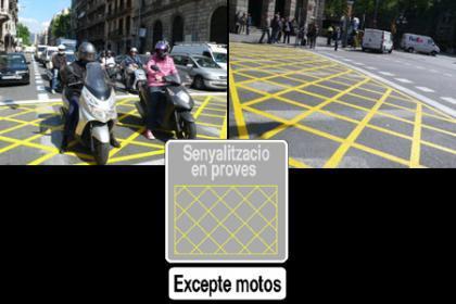 """Las motos podrán estar en la """"pole"""" legalmente en Barcelona"""