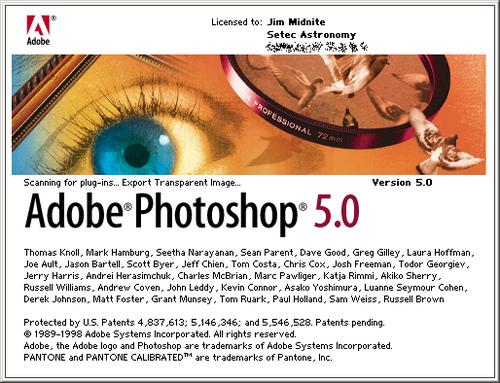 Foto de Evolución de la interfaz de Adobe Photoshop desde 1989 (11/24)