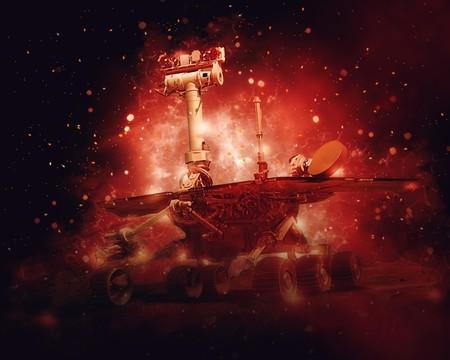 Matar de hambre a un robot: una enorme tormenta de arena pone en riesgo la misión de Opportunity en Marte