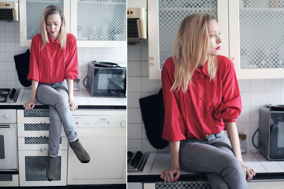 Foto de Tendencias Primavera 2011: el dominio del rojo en la ropa (27/28)