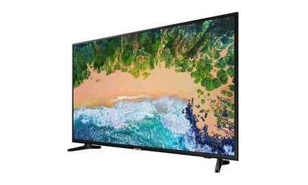De nuevo en oferta: la Samsung UE43NU7092, con 43 pulgadas 4K, ahora en eBay por 299,99 euros