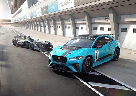 Jaguar I Pace Etrophy