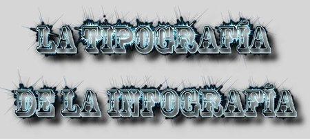 Tipografía en la Infografía