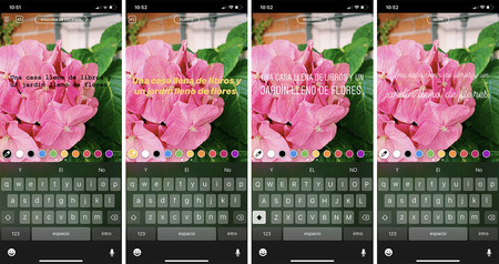 Cambiar La Tipografia En Los Stories De Instagram