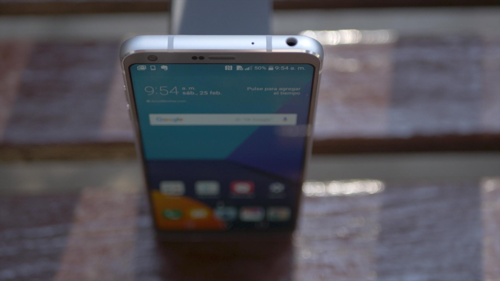 Foto de LG G6, toma de contacto (5/32)