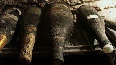 ¿Qué vale el champán más antiguo del mundo?