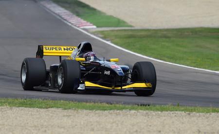 Michela Cerruti Auto GP 2014 Imola