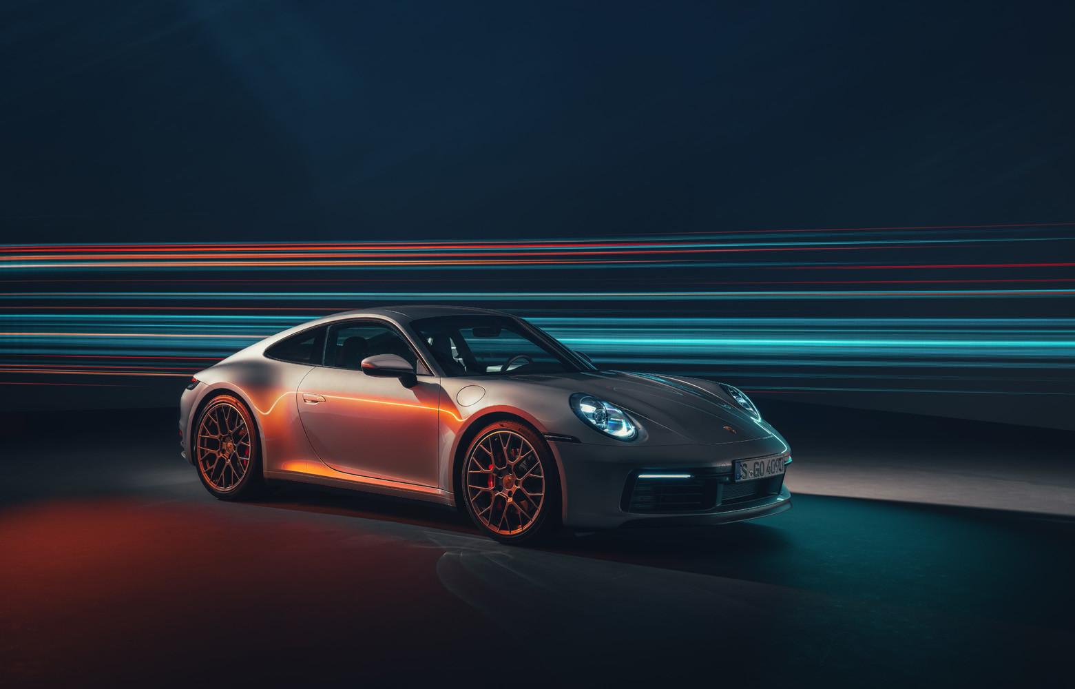 Foto de Porsche 911 (992) 2019 (21/29)