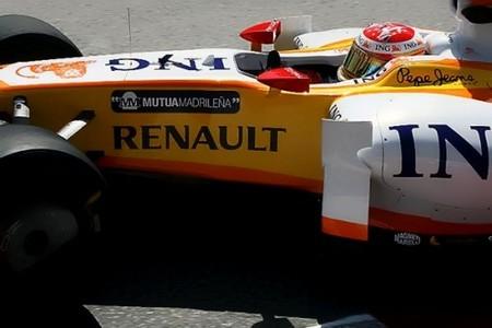 Fernando Alonso le pide a Renault cuatro décimas más