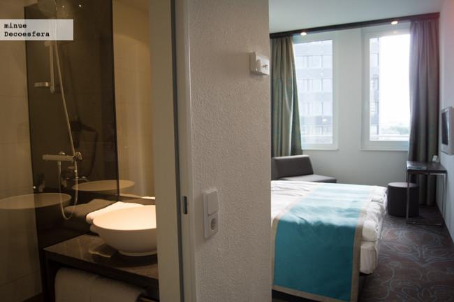 Mover Inodoro Baño Nuevo:Motel One, todo lo que necesito en un hotel y nada más